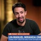 VIDEO: Lin-Manuel Miranda Chats Bringing HAMILTON to Puerto Rico and His Upcoming Book on TODAY