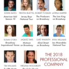 Alpine Theatre Project Announces Its 2018 Broadway Summer Company Artists Photo