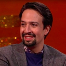 VIDEO: Lin-Manuel Miranda Performs MY SHOT on THE GRAHAM NORTON SHOW