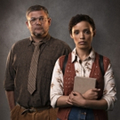 Alan Committie And Nicole Fortuin Star In David Mamet's OLEANNA At Fugard Studio Thea Photo