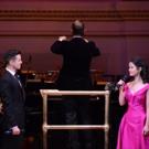 Photo Coverage: Matt Doyle and Ali Ewoldt Join The New York Pops for THAT'S ENTERTAIN Photo