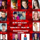 Alice Ripley, Andy Kelso, Beth Malone and More to Declare 'All We Need is Love' for Broadway Cares
