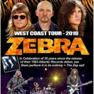 Legendary Rockers ZEBRA Sell Out West Coast Dates, More Tour Dates To Be Announced