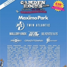 Camden Rocks Festival Announces Mallory Knox, Hacktivist and 23 Other Bands To This Year's Lineup