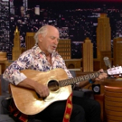 VIDEO: Jimmy Buffett Leads a MARGARITAVILLE Sing Along on The Tonight Show