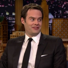 VIDEO: Bill Hader Geeks Out Over Working with Happy Days' Fonzie and Shares His First Time Getting High