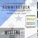 SUMMERSTUCK: SONGS FROM THE SHOWS I SHOULD HAVE BOOKED Returns Today With New Cast Photo