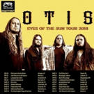 Southern Rockers OTIS To Tour Europe & US In Support Of New Album EYES OF THE SUN