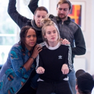 Photo Flash: Inside Rehearsal With Cressida Bonas in THE DOG BENEATH THE SKIN at Jermyn Street Theatre