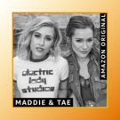 Maddie & Tae Releases Amazon Original Cover of Diamond Rio's MEET ME IN THE MIDDLE