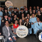Photo Coverage: The NYPD Band Visits THE BAND'S VISIT Photo