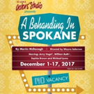 BWW Review: St. Louis Actors' Studio Presents Profane and Peculiar A BEHANDING IN SPOKANE
