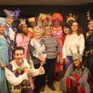 Local Knitters Volunteer To Create Sensory Aids For The Belgrade's Relaxed Pantomime  Photo