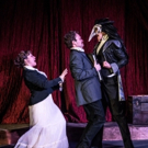 Photo Flash: Poe is in Residence at The Edge Theater in NEVERMORE