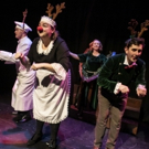 Photo Flash: First Look at CRIMES OF THE CHRISTMAS PUDDING at the Lichfield Garrick Photo