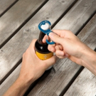Introducing a Better Way to Say Ahhh? with Colorful Bottle Openers Photo