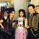 Photo Flash: PHANTOM Cast Members Share Yummy Treats and More Saturday Intermission P Photo