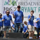 ICYMI: BE MORE CHILL, ONCE ON THIS ISLAND, GETTIN' THE BAND BACK TOGETHER Wrap Up Another Season at Broadway in Bryant Park!