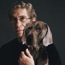 FotoFocus Announces William Wegman Lecture at the Cincinnati Art Museum