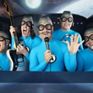 TV's Punk Rock Superheroes The Aquabats Take Over House Of Blues San Diego During Comic-Con