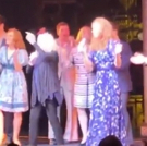 VIDEO: Carole King Surprises Melissa Benoist and the Cast of BEAUTIFUL