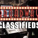 Find Your Theatre Dream Job in this Week's BroadwayWorld Classifieds, 12/20