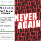 #NEVERAGAIN: A CONCERT TO END GUN VIOLENCE Comes To The Green Room 42 Photo