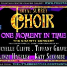 Linzi Hateley, Tiffany Graves, Lucyelle Cliffe and Katy Secombe to Headline The Royal Surrey Choir Winter Charity Concert
