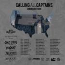 Calling All Captains Announce 2019 US Tour Dates