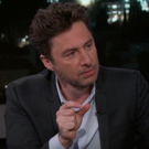 VIDEO: Broadway Alum Zach Braff Shares Stories of Dinner with Al Pacino on JIMMY KIMMEL LIVE