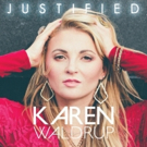 Viral Sensation Karen Waldrup Releases Full Length Album JUSTIFIED Photo