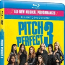 The Bellas are Back in Pitch Perfect 3 Available on Digital HD 3/1, 4K Ultra HD, Blu-Ray and DVD 3/20