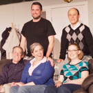 BWW Review: MAKING GOD LAUGH Will Make You Glad You Saw It at Florence Community Thea Photo