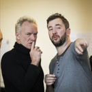 Photo Flash: Inside Rehearsals with Sting for THE LAST SHIP