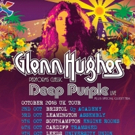 Glenn Hughes performs CLASSIC DEEP PURPLE LIVE +  October 2018 UK Tour