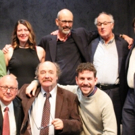 Photo Flash: THE WOMAN IN BLACK Celebrates Opening Night at the Royal George Theatre Photos