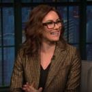 VIDEO: Tony Winner Laura Benanti Talks NYC Parenthood & Playing Melania Trump on LATE NIGHT WITH SETH MEYERS