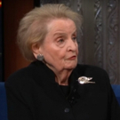 VIDEO: Madeleine Albright Says 'See Something, Say Something, Do Something'