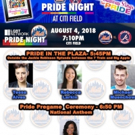Recording Artist Kimberley Locke & Broadway Sings For Pride Will Sing At Pride Night At Citi Field With The NY Mets
