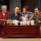 STRAIGHT WHITE MEN Takes Final Broadway Bow Today Photo