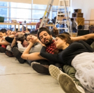Photo Flash: Fall Down the Rabbit Hole in Rehearsals for MCC's ALICE BY HEART Photo