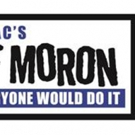 Robert Dubac's THE BOOK OF MORON Comes To Cleveland