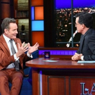 VIDEO: Bryan Cranston Rewrote a Part of NETWORK During One Performance Photo