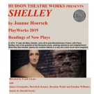 Hudson Theatre Works' PlayWorks Series Of New Play Readings Presents SHELLEY By Joann Photo