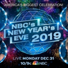 Jennifer Lopez and Bebe Rexha to Perform on NBC'S NEW YEAR'S EVE