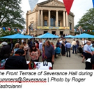 The Cleveland Orchestra Announces Four-Concert Summers@Severance Series