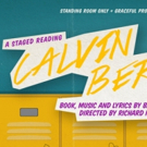 Casting Complete For Staged Reading Of CALVIN BERGER At Hudson Backstage Theatre