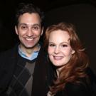 BWW Flashback: Broadway Couple Kate Baldwin and Graham Rowat Attend Closing Night of  Photo