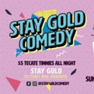 Stay Gold Comedy Comes to Brunswick