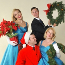 Photo Flash: First Look at the Cast of IRVING BERLIN'S WHITE CHRISTMAS at Sierra Rep Photos